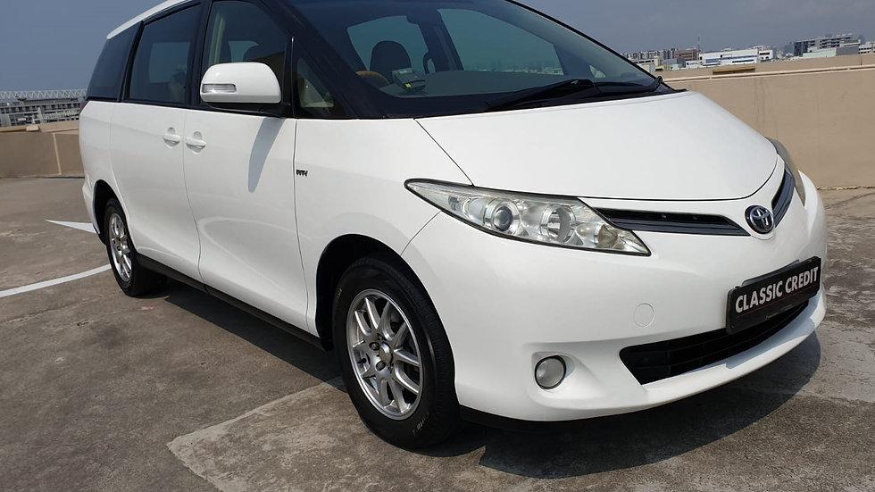 Toyota Previa 2.4A(COE till 02/2030)