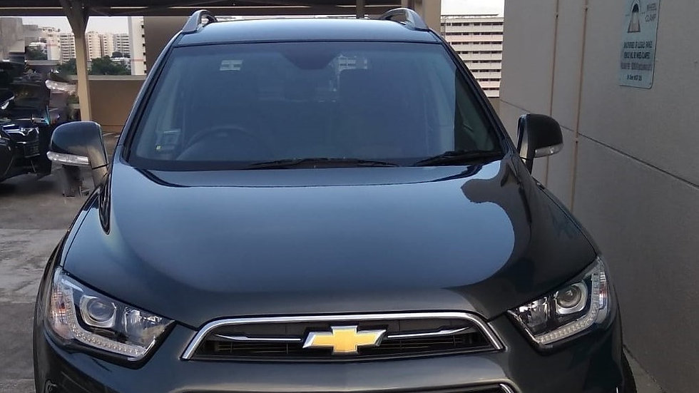 Chevrolet Captiva 2.4A