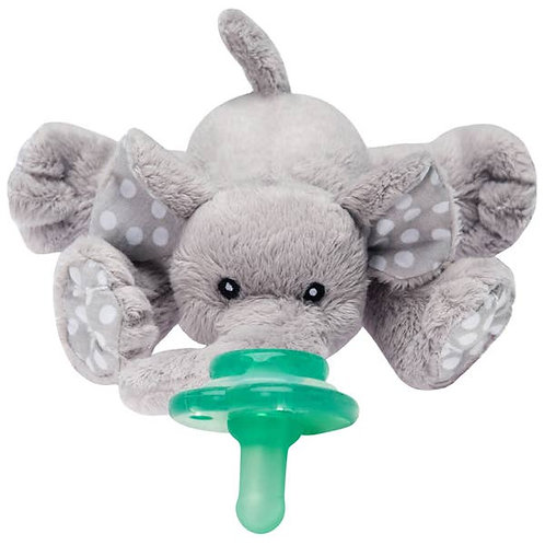 Plushie Pacifier - Elephant