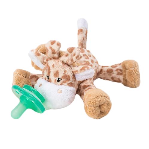 Plushie Pacifier - Giraffe