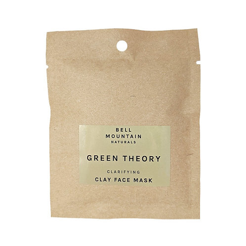 Clarifying Face Mask - Green Theory