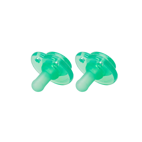 2 Pack Pacifier - Green