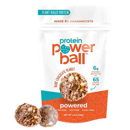 Dark Chocolate Peanut - Protein Powerball