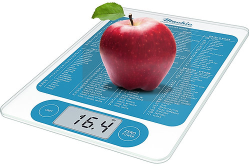Mackie Scientific (TM), C19 Kitchen Food and Multifuction Calorie Scale
