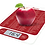 Thumbnail: Mackie C19 Kitchen Food and Multifuction Calorie Scale New Product, Red & White