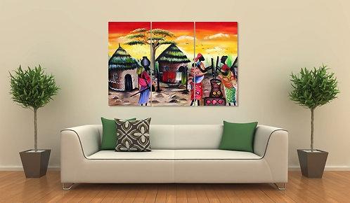 Afričko selo