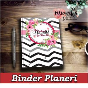 Mionika Planer Binder