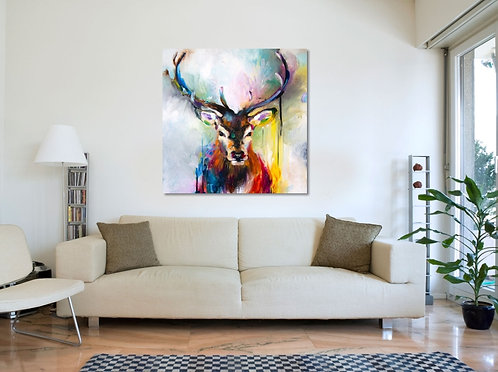 Šareni jelen