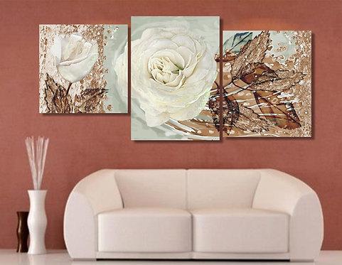 Bele ruže