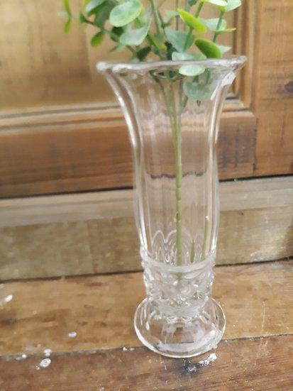 Narrow Glass Vase