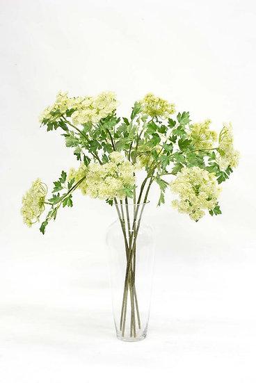 Bishops Flower Spray Artificial Flowers Faux Flowers