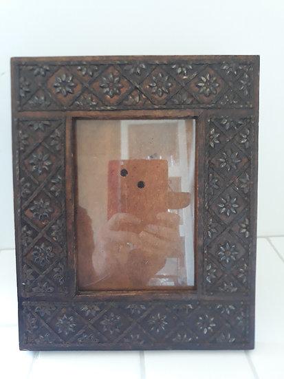 Timber Photo Frame