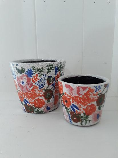 Large Country Garden Pot