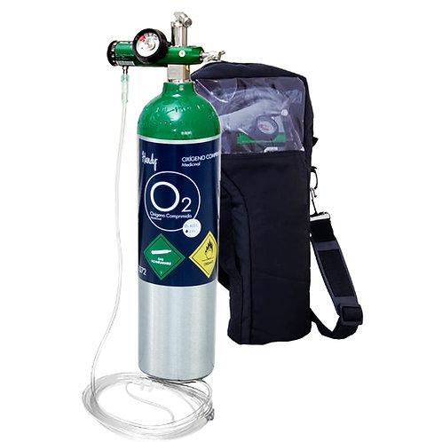 Tanque de Oxígeno 425 lts.