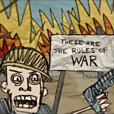 """""""I DECLARE WAR"""" TITLES"""