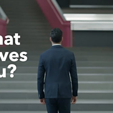 "ROTMAN ""WHAT DRIVES YOU"""