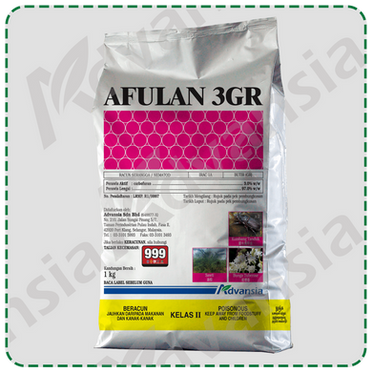 Insecticide AFULAN 3GR