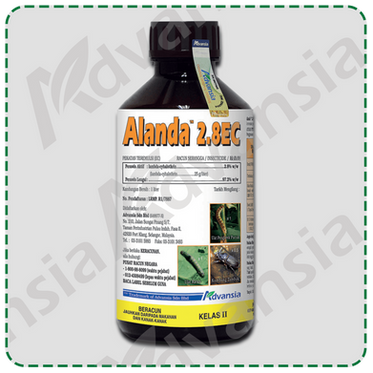 Insecticide ALANDA 2.8EC