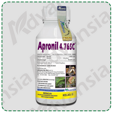 Insecticide APRONIL 4.76SC