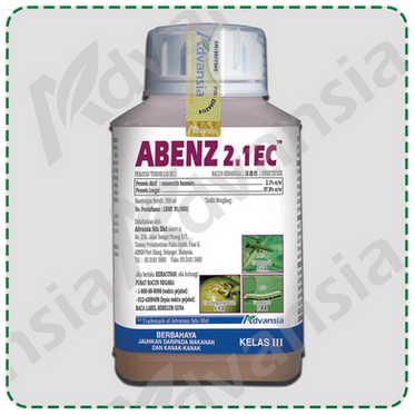 Insecticide ABENZ 2.1EC