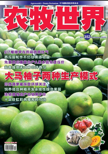 Agroworld October Issue 2020