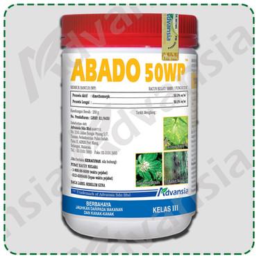 Fungicides ABADO 50WP