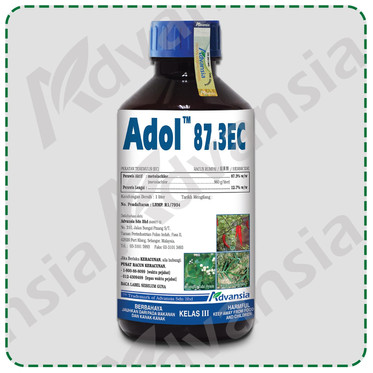 Herbicide Adol 87.3EC
