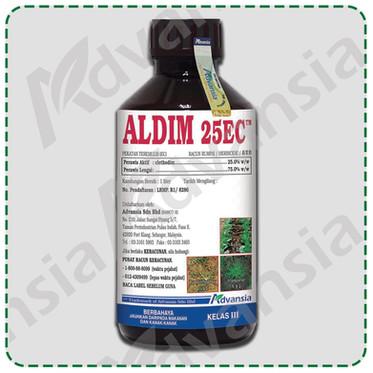 Herbicides ALDIM 25EC