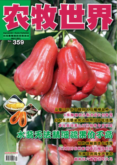 Agroworld May Issue 2021