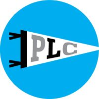 PLC logo projector logo