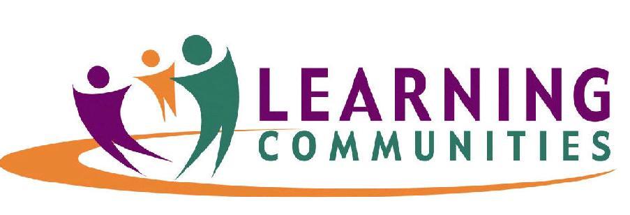 logo leraning communities