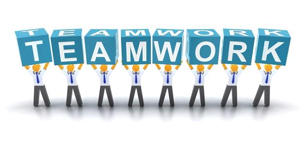 PLC teamwork logo