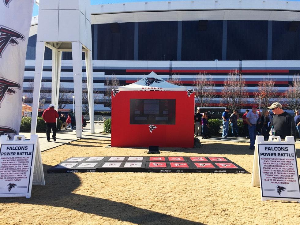 애틀란타 팰컨스(Atlanta Falcons) Rise Up