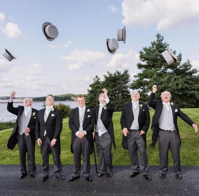 Weddings at Blithfield Lakeside Barns