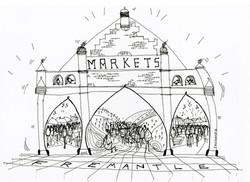 Mercado en la Ciudad