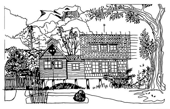 Arquitectura Pumalin