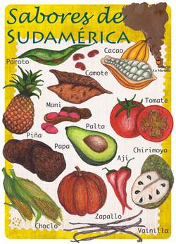 Sabores de Sudamérica