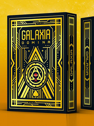 Galaxia x Playing Cards 52 Wonders Deall
