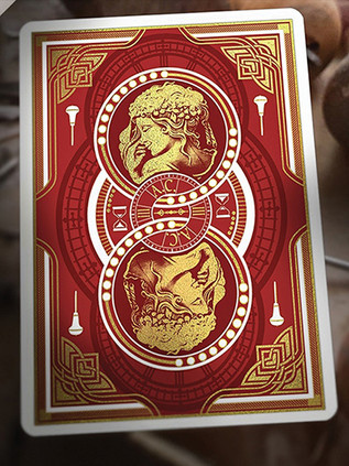 Cammeo Playing Cards 52 Wonders Deallez
