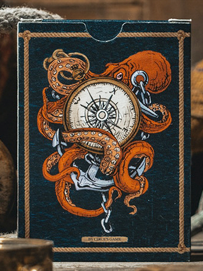 Capsize Playing Cards 2 52 Wonders Deall