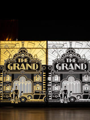 The Grand Playing Cards Deallez 52 Wonde