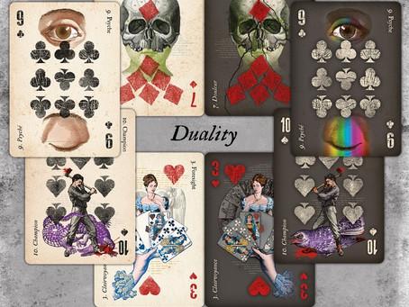 Cartomancer Duality Playing Cards