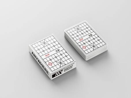 Anywhere Worldwide Playing Cards