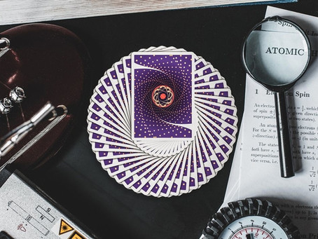 Quantum Playing Cards