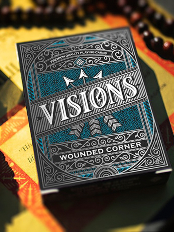 Vision Playing Cards 52 Wonders Fulfillm