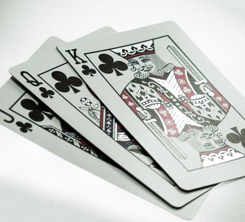 Silver Foil Deallez Fulfillment Print Eu