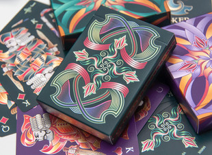 UC 2019, No 7 Playing Cards