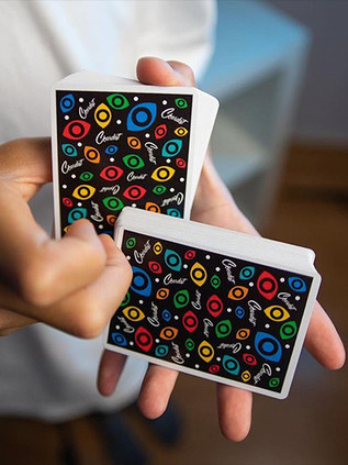 Collabs v1 x Playing Cards 52 Wonders De