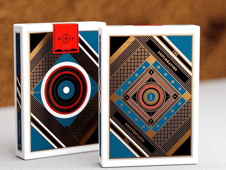 The Exploration Playing Cards