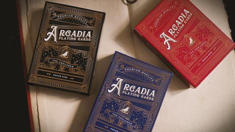 Arcadia Conjurer Playing Cards